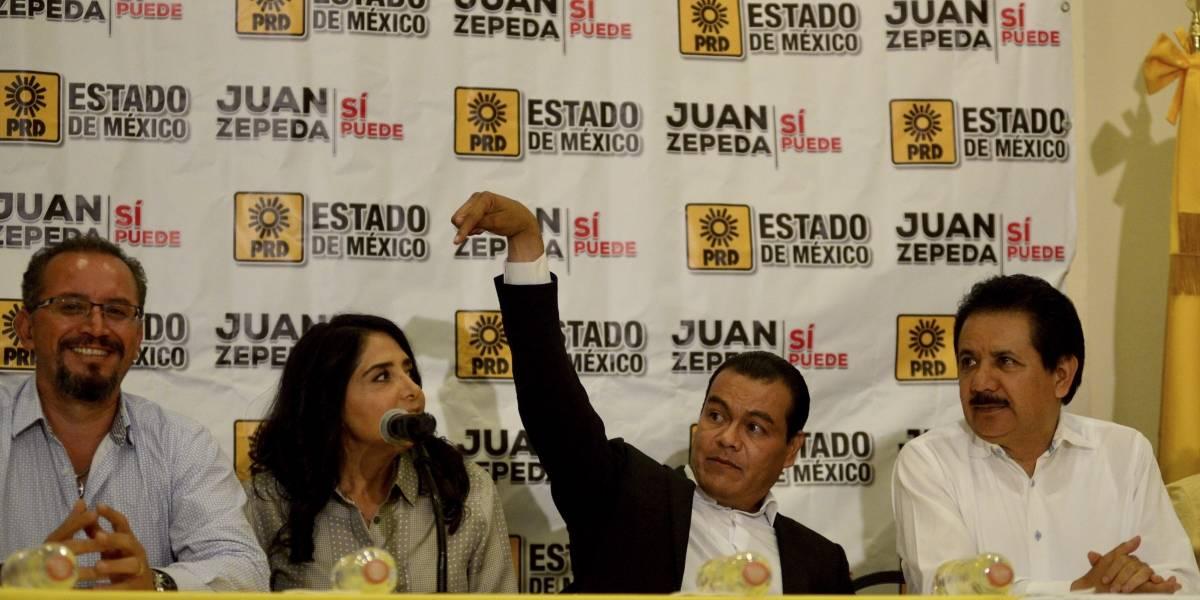 No estoy buscando ir por la dirigencia del PRD: Juan Zepeda