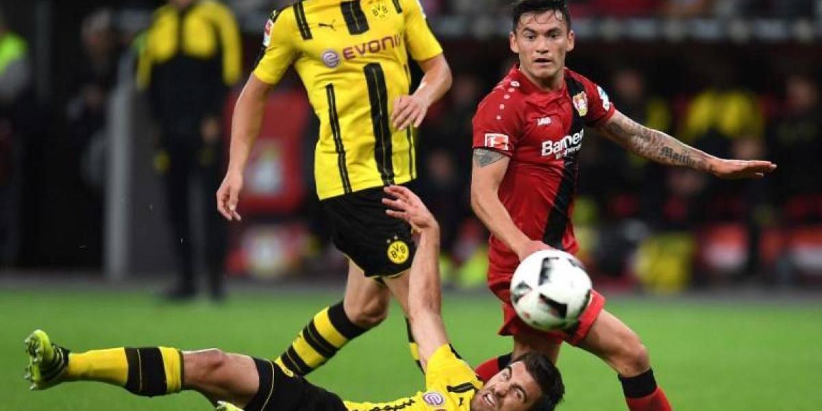 Charles Aránguiz tiene su tercer entrenador en menos de un año en el Leverkusen