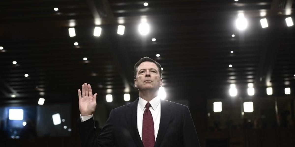"""Trump proclama su """"completa reivindicación"""" y asegura que ex director del FBI """"es un soplón"""""""