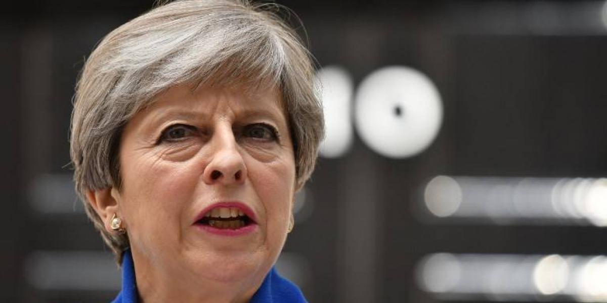 Theresa May  tratará de gobernar en minoría con los unionistas norirlandeses