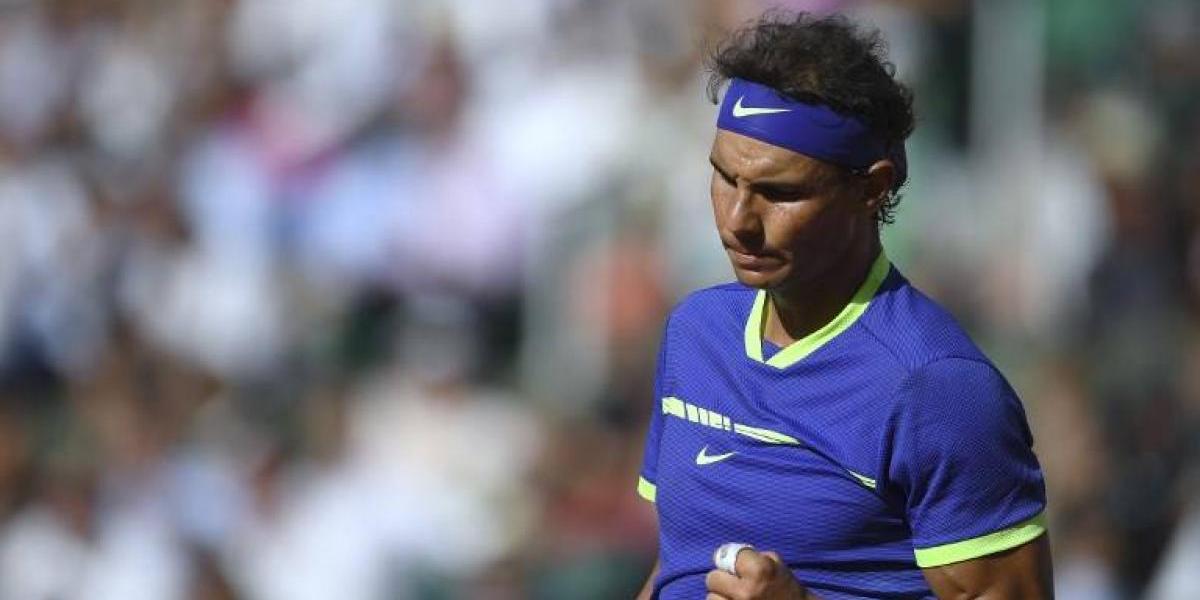 Nadal aplastó a Thiem y va por su décimo título en Roland Garros