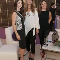 Jessica Pliego, Pixie Devlyn y Katherine de Pavia