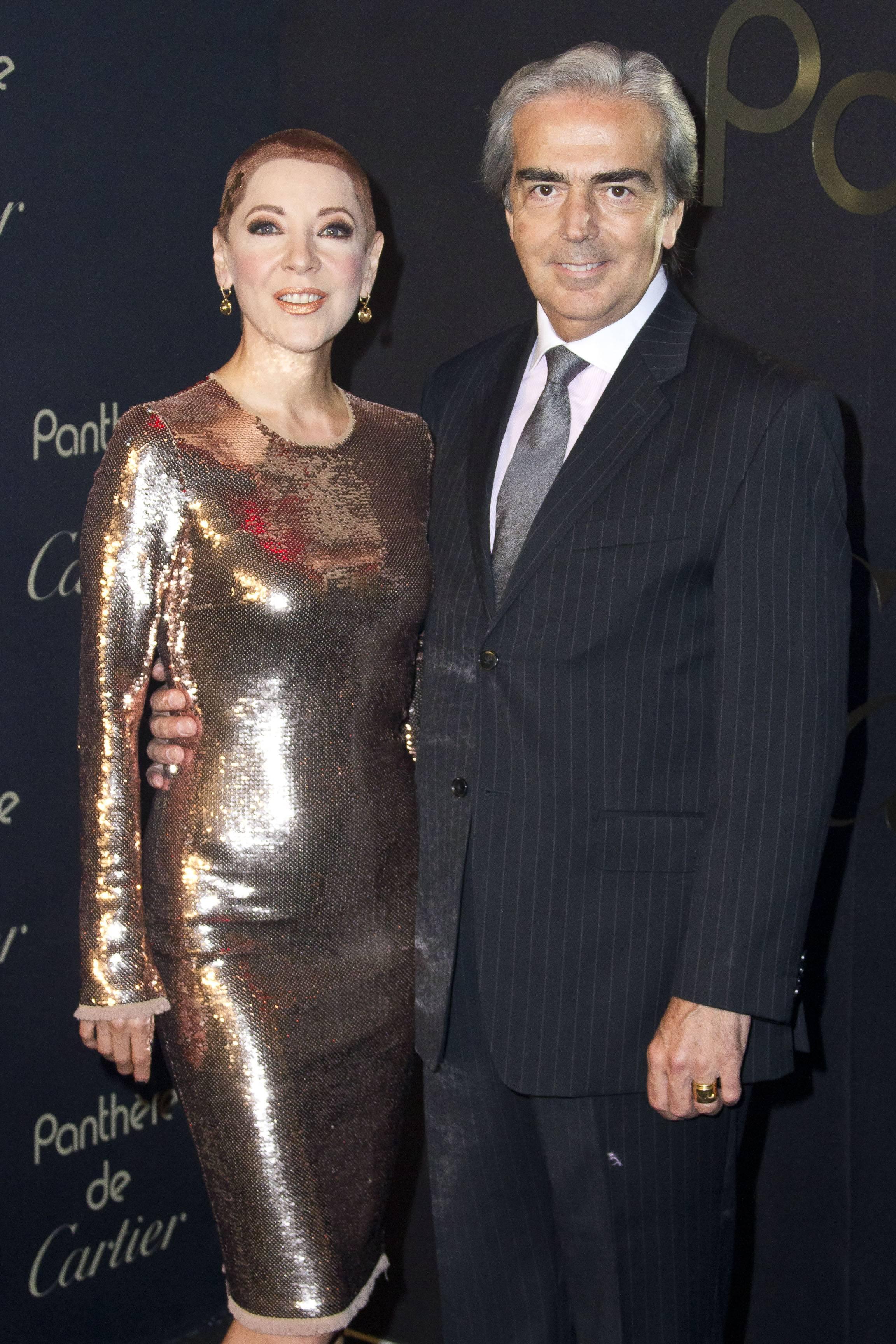 Edith González y Lorenzo Lazo JDS
