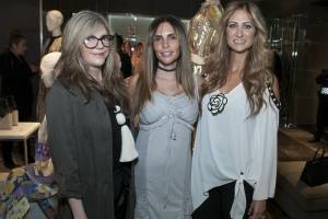 Mariana Rivera, Karla Arelle y Pixie Devlyn