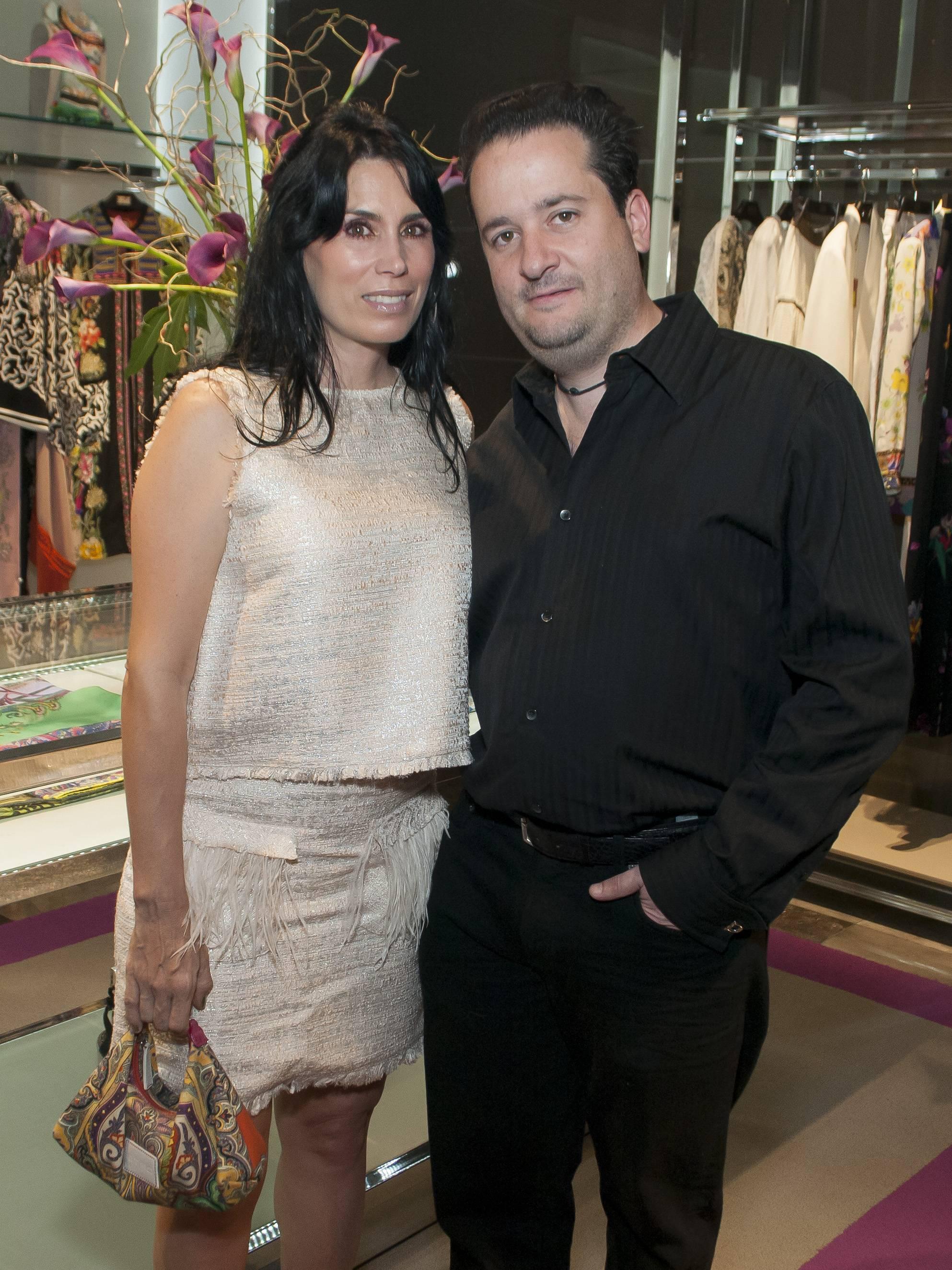 Claudia Reta y José Burstein JDS