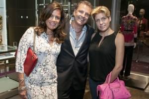 Sofía Karim, Julián García y Paulina Ordaz