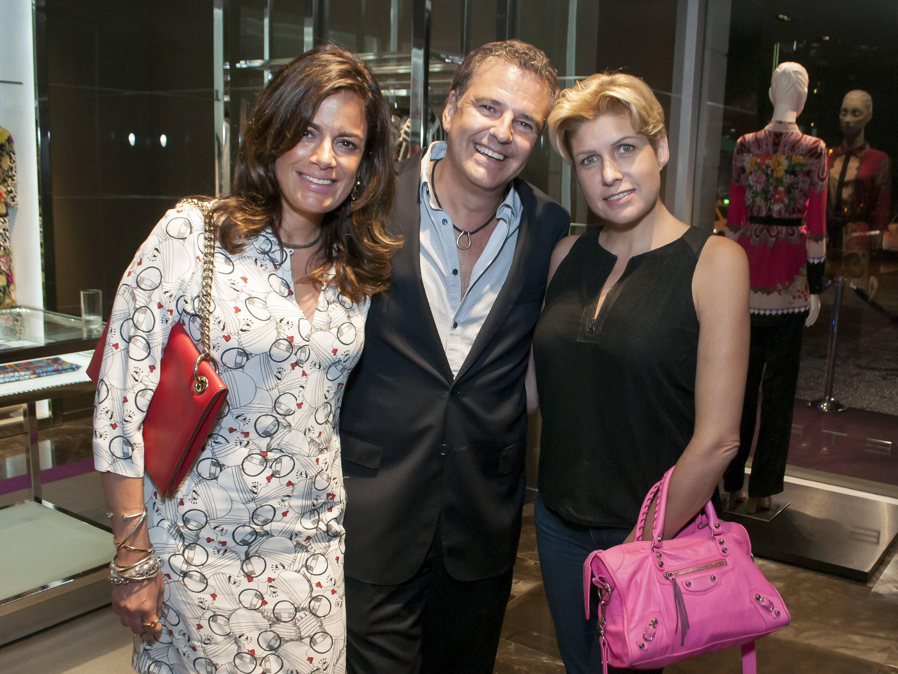 Sofía Karim, Julián García y Paulina Díaz Ordaz JDS