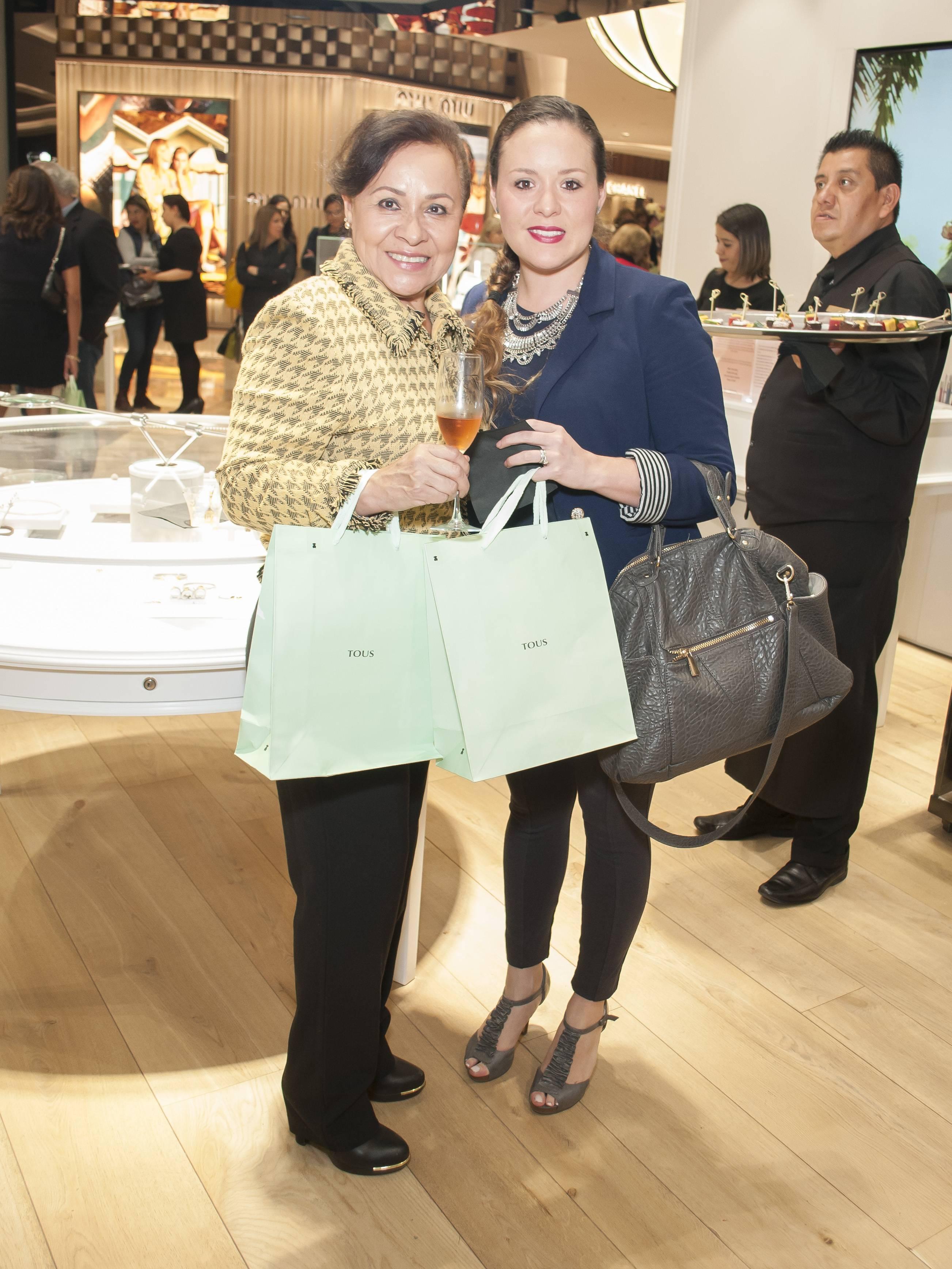 Rocío Velasco y Paulina Noriega JDS