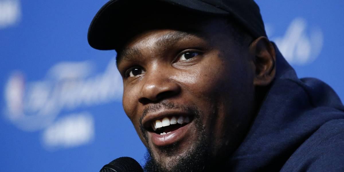 Kevin Durant afirma que ha concluido su campaña con los Nets de Brooklyn