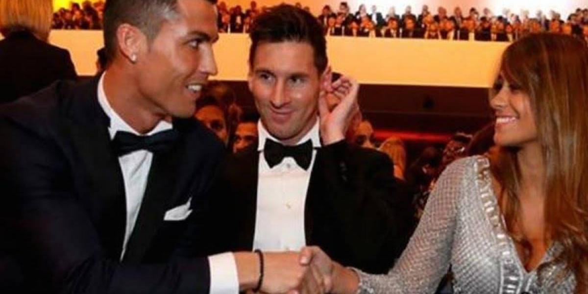 Cristiano Ronaldo rechazó la invitación de Messi a su boda