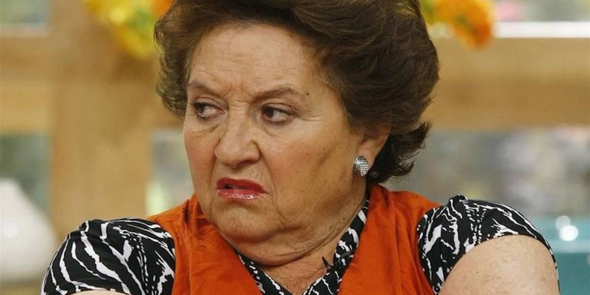 """La Dra. Cordero en picada contra Fernando Villegas: """"Trató de agarrarme las pechugas"""""""