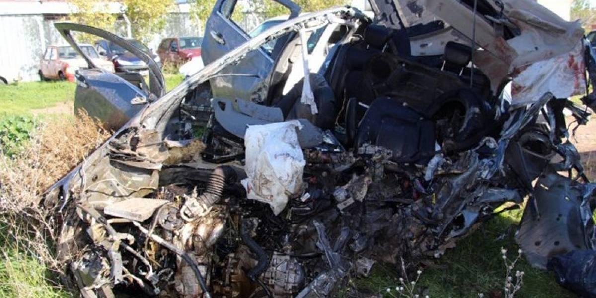Futbolista argentino de 18 años muere en trágico accidente automovilístico