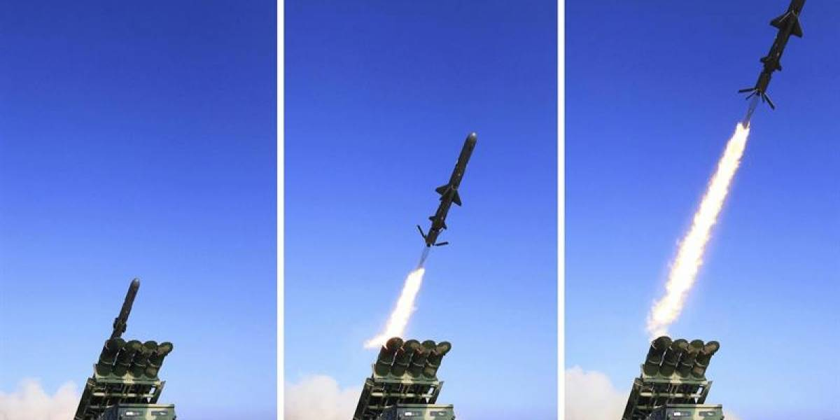 De 1,8 metros de largo y con cámara de espionaje: revelan primera imagen del presunto dron norcoreano