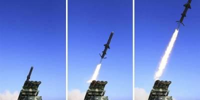 Corea del Norte disparó múltiples misiles durante nuevo ensayo militar