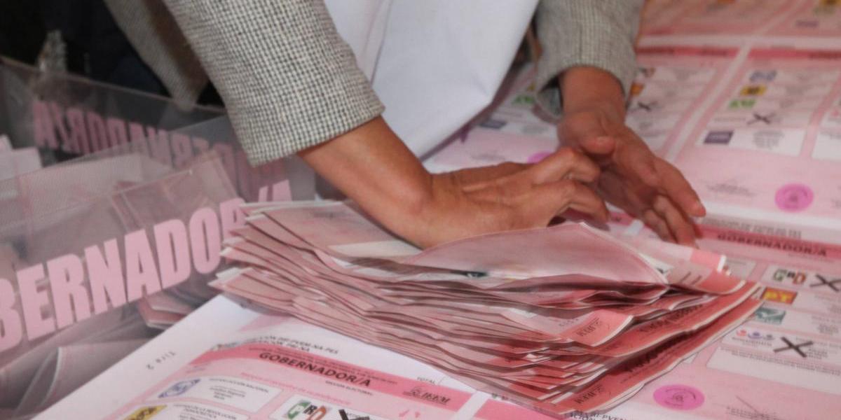 PRI obtiene más votos en Coahuila y Estado de México tras conteo de paquetes