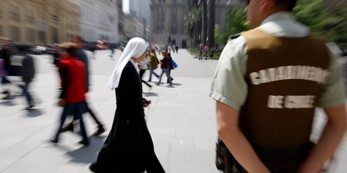 Detienen a monja por agredir a alumno de 11 años en colegio de Las Condes
