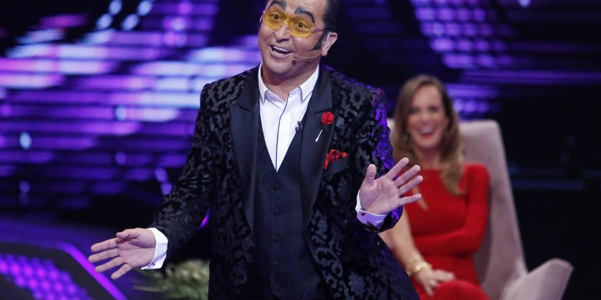 """La """"Roja"""" y los candidatos presidenciales atizaron el humor de Yerko Puchento en """"Vértigo"""""""