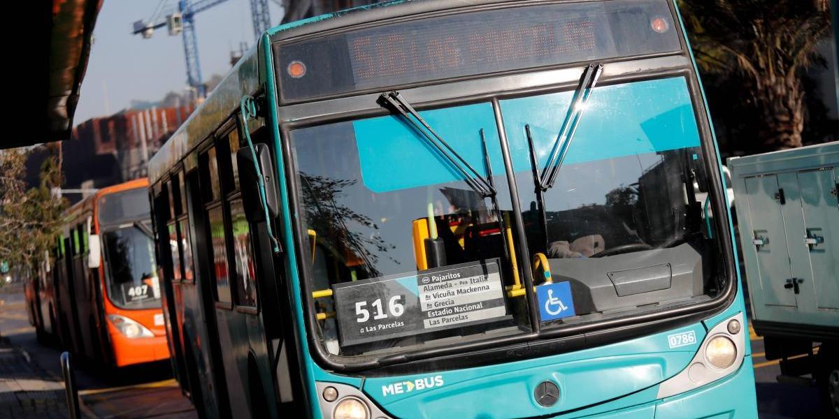 Transantiago tendrá 39 recorridos con horario fijo a partir del segundo semestre
