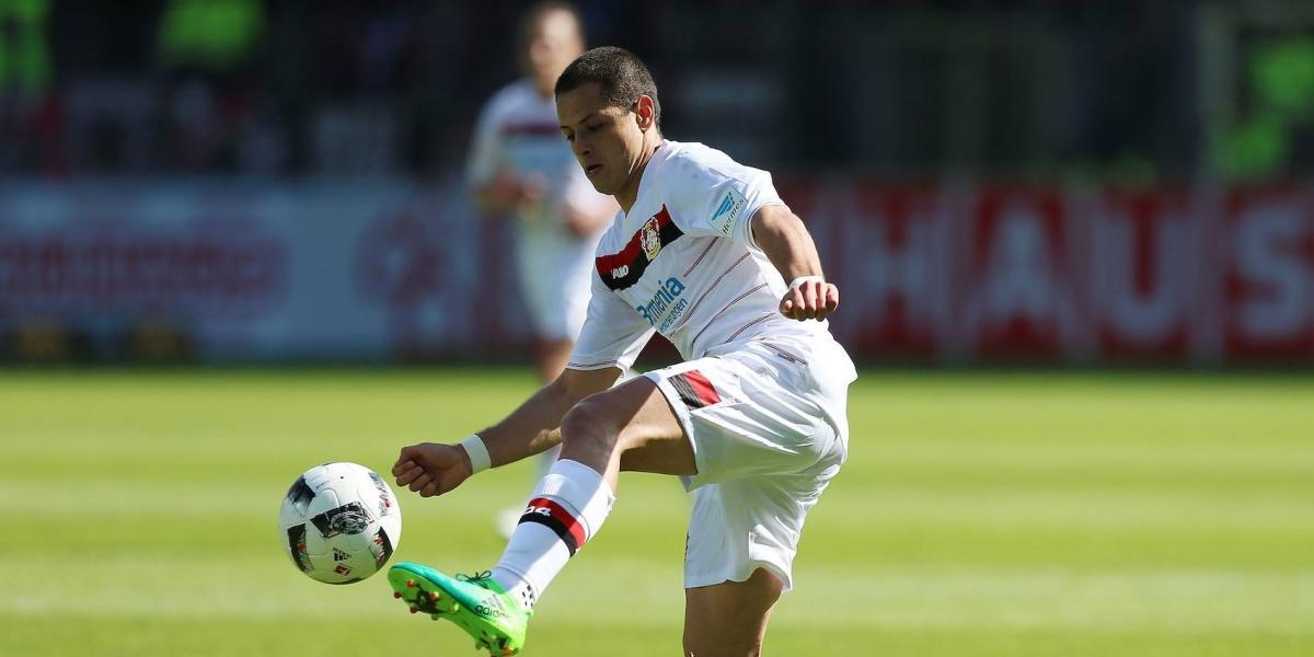 'Chicharito' y el Bayer Leverkusen ya tienen nuevo DT