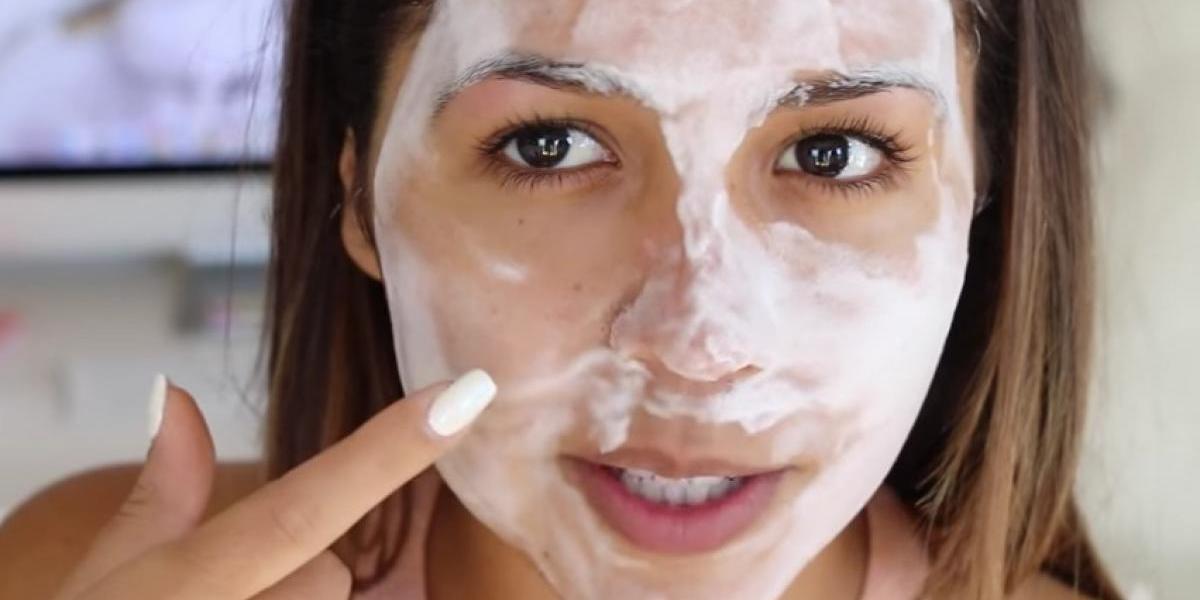 Mascarilla de burbujas, la nueva tendencia de belleza