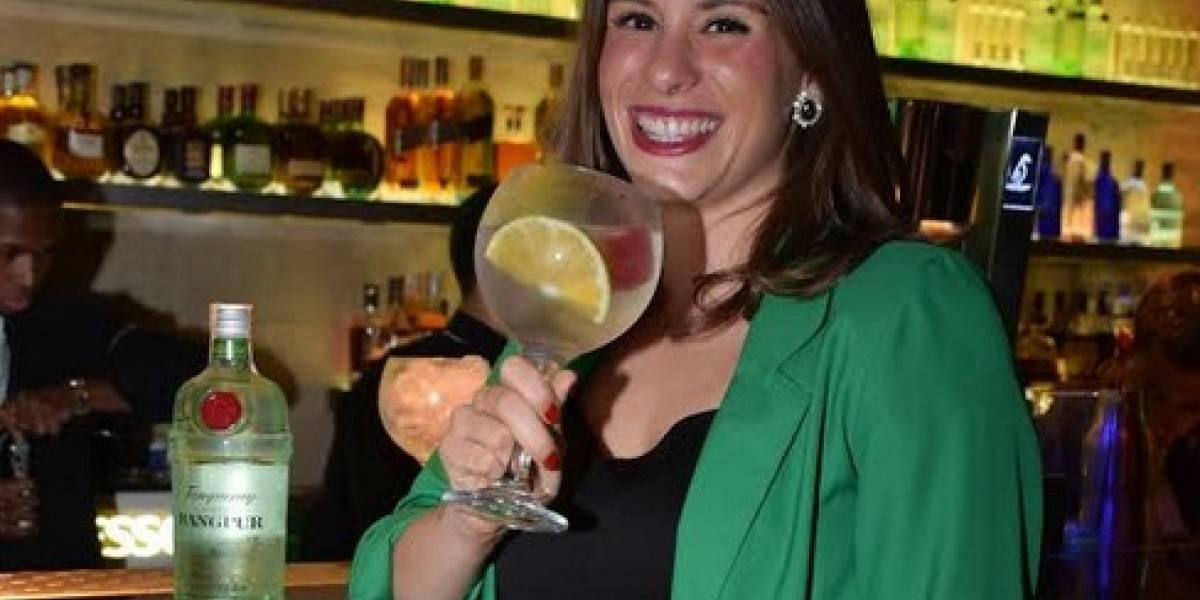 Stephanie Jordan la bartender que ha logrado triunfar en una profesión dominada por hombres