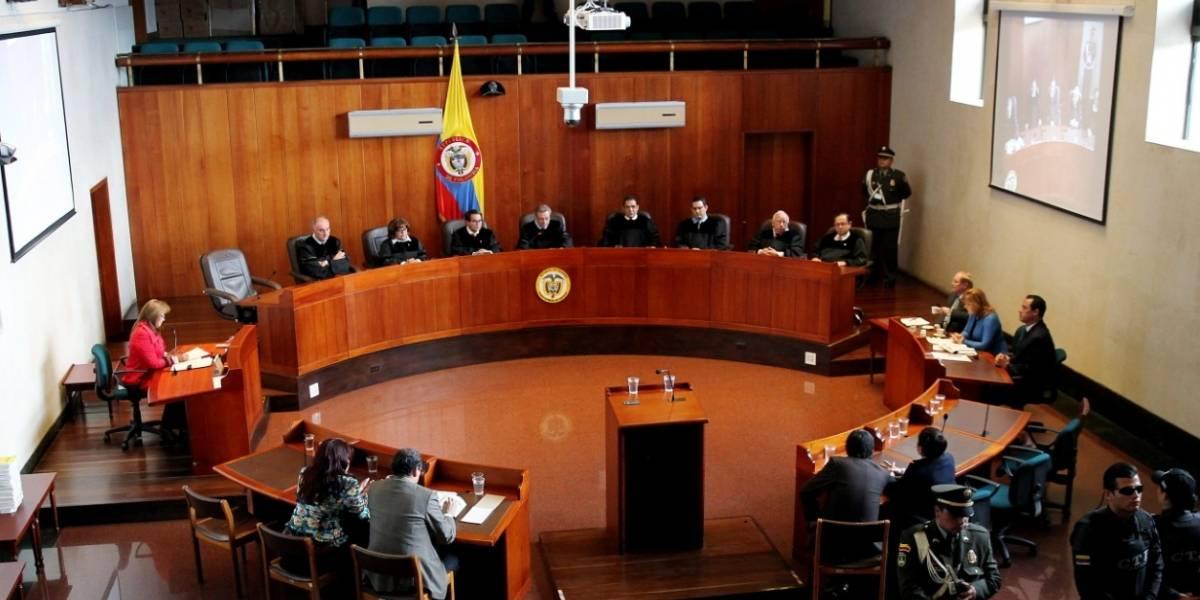 Magistrado Roberto Echeverri nuevo presidente de la Corte Suprema