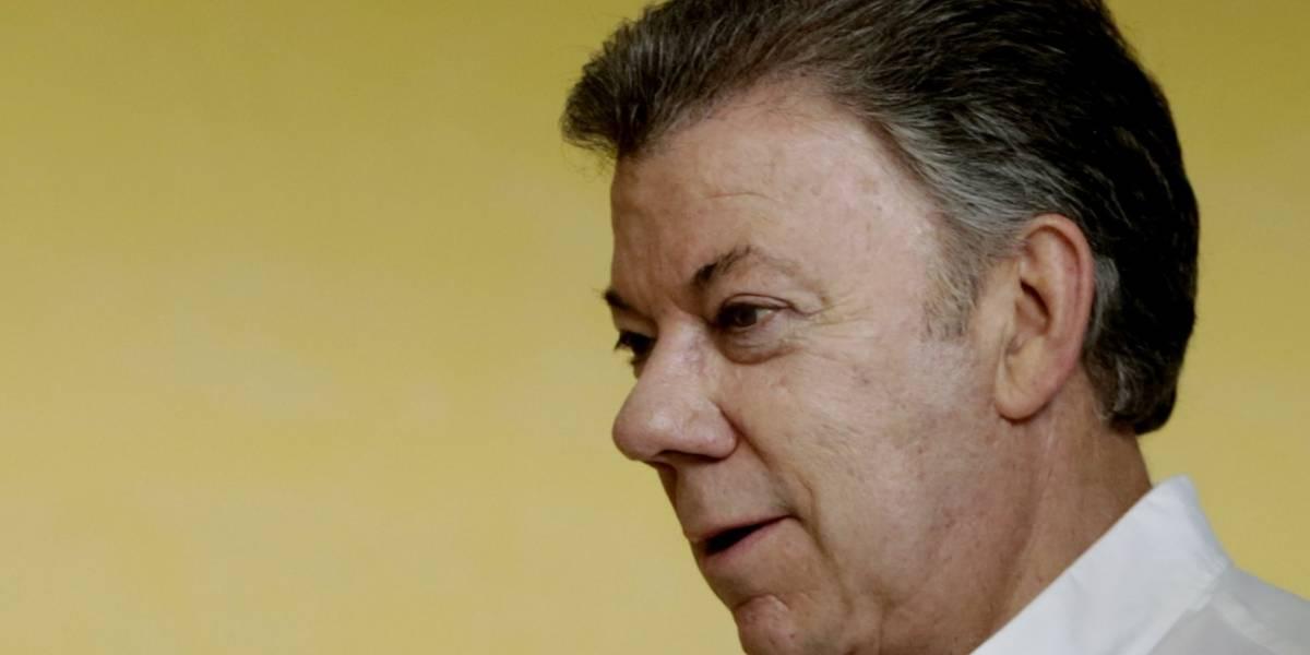 """""""Revolución de la infraestructura"""" hará más competitivo al país, Santos"""