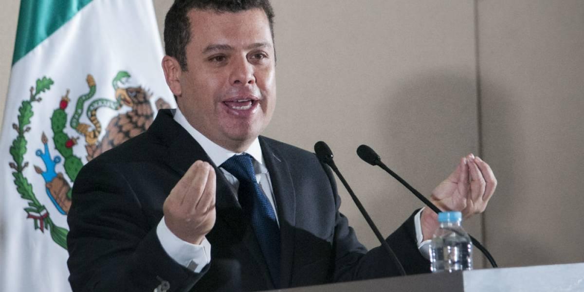 Humberto Castillejos renuncia como consejero jurídico de Presidencia
