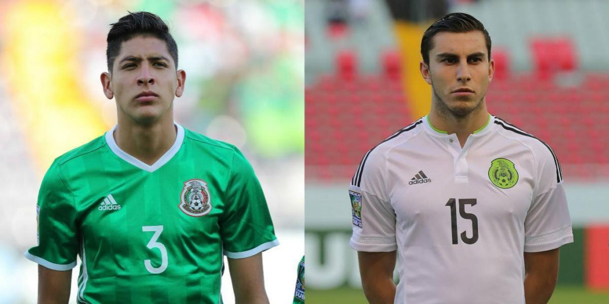 Edson Álvarez y Alejandro Mayorga también irán a Confederaciones