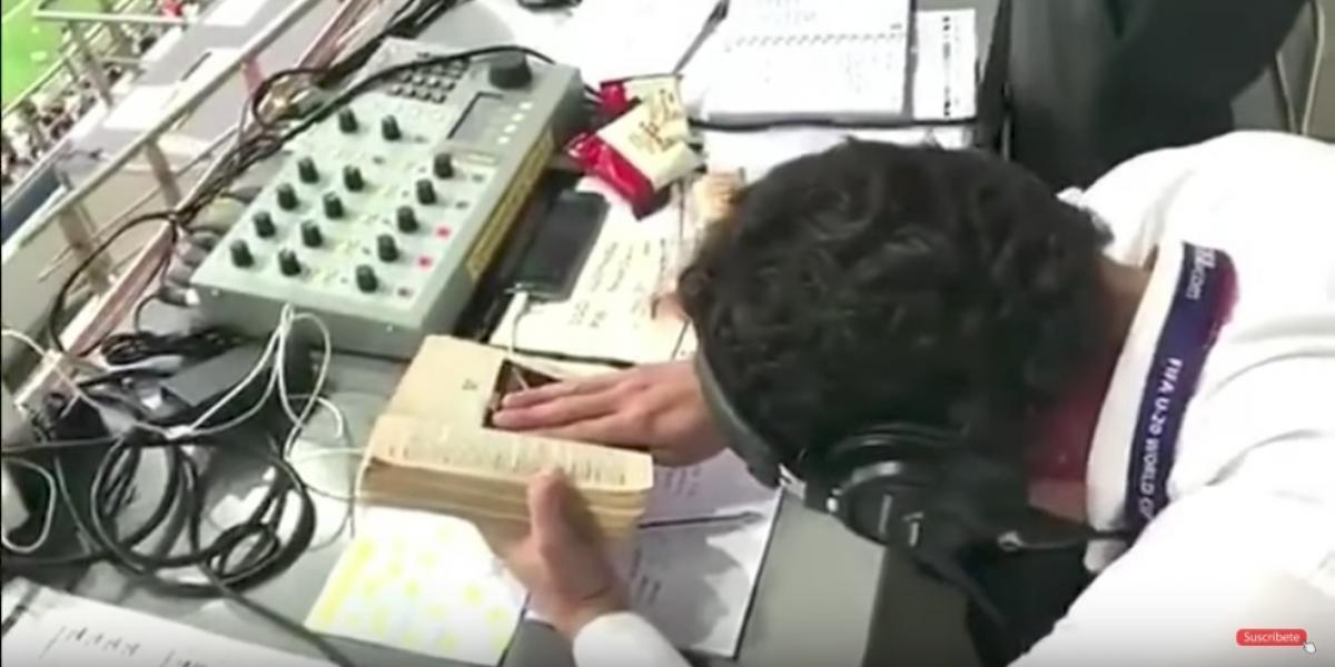 VIDEO. Comentarista estremece con su relato por su seleccionado