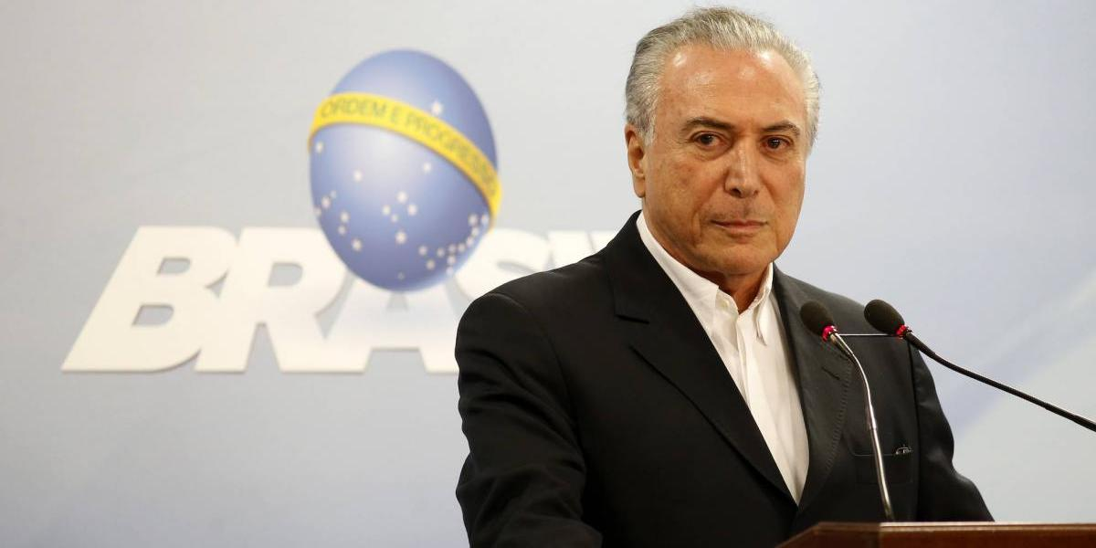 Brasil: Juez pide anular victoria de Rousseff y Temer, lo que expulsaría a este de la presidencia