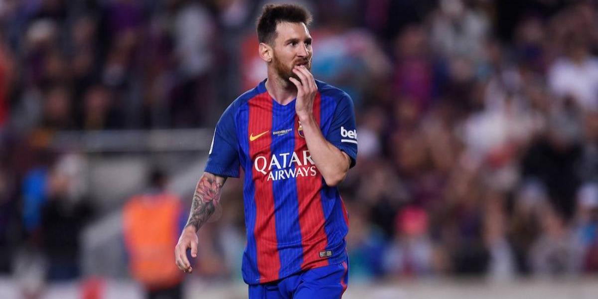 ¡Se castigará con cárcel! Vestir la camiseta del Barcelona será delito