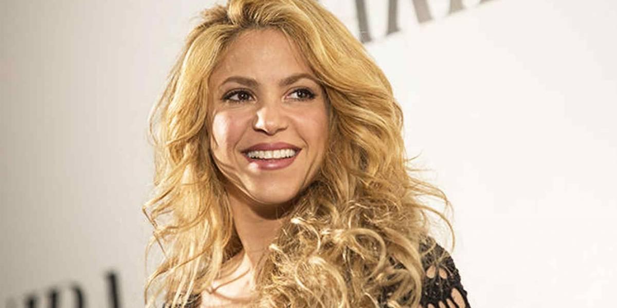 Shakira muestra el proceso de su gira mundial