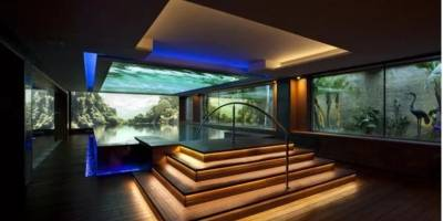 El hotel de Messi costó 30 millones de euros.