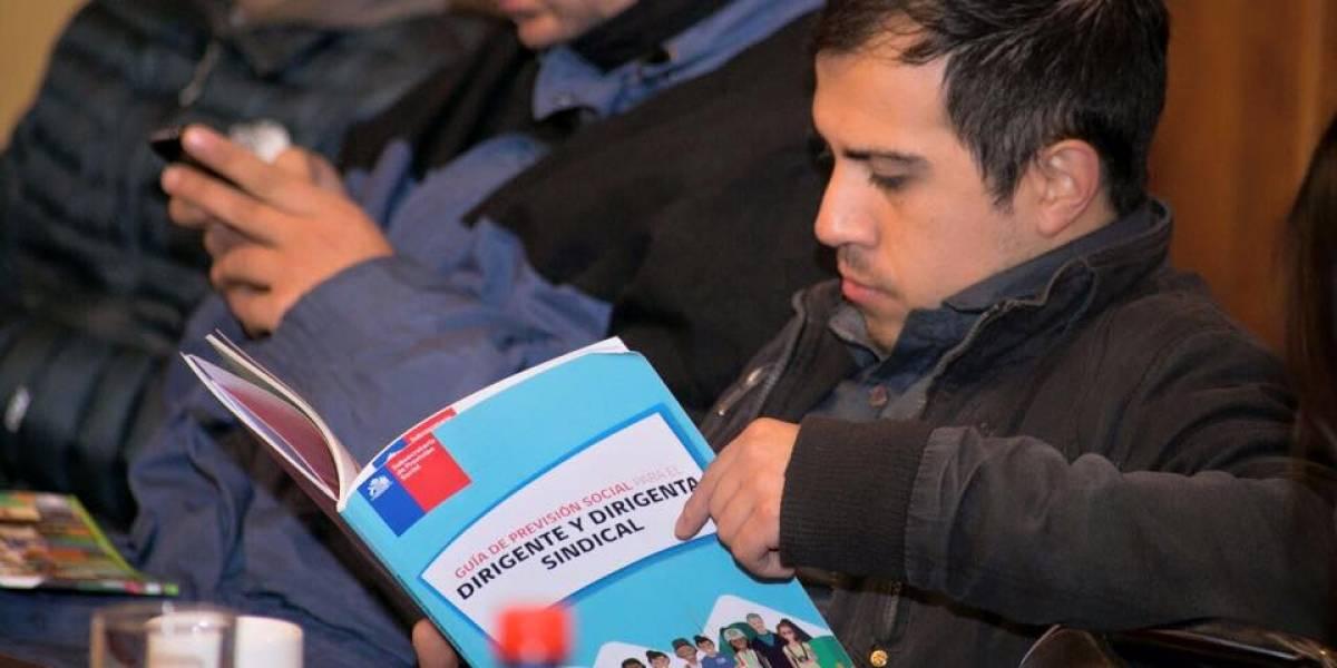 Lanzan segunda versión de la escuela de formación sindical para jóvenes