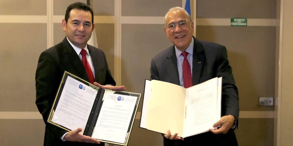 Guatemala, a un paso de salir de lista de no cooperantes fiscales de la OCDE