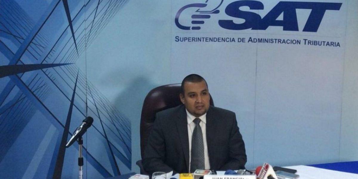 """Solórzano Foppa: """"SAT no será cómplice de actos de corrupción en aduanas y portuarias"""""""