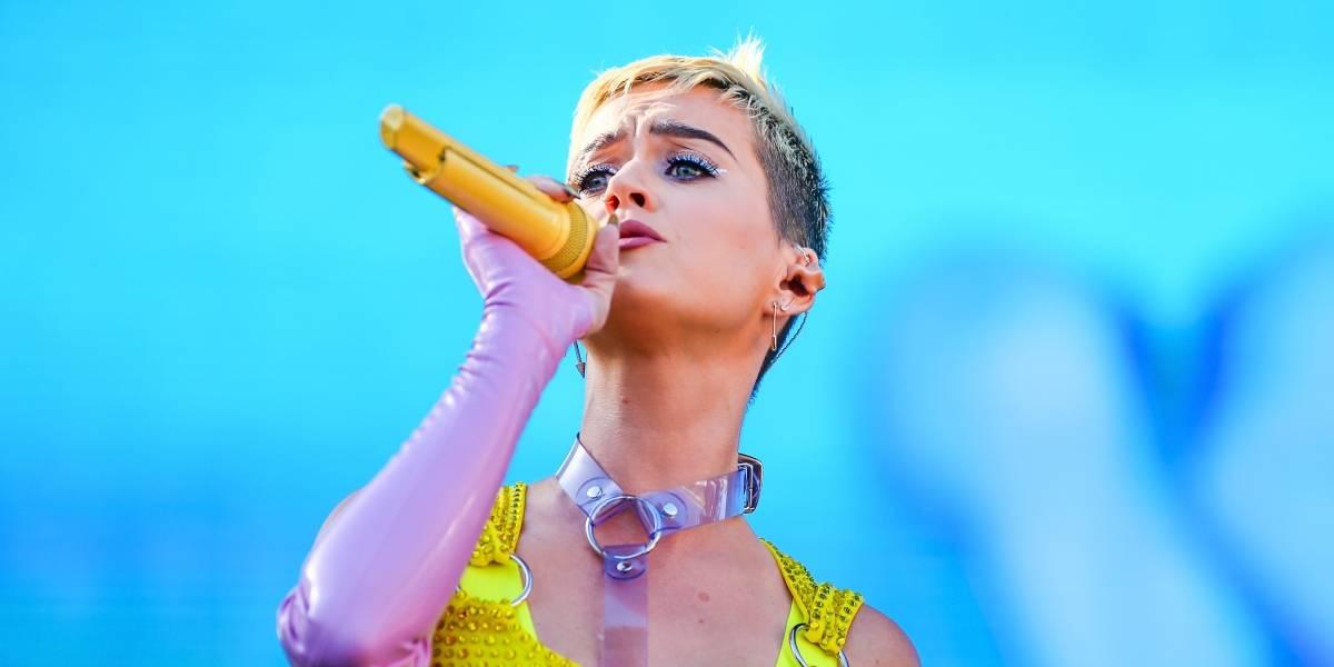 Katy Perry presenta 'Witness', su álbum más personal