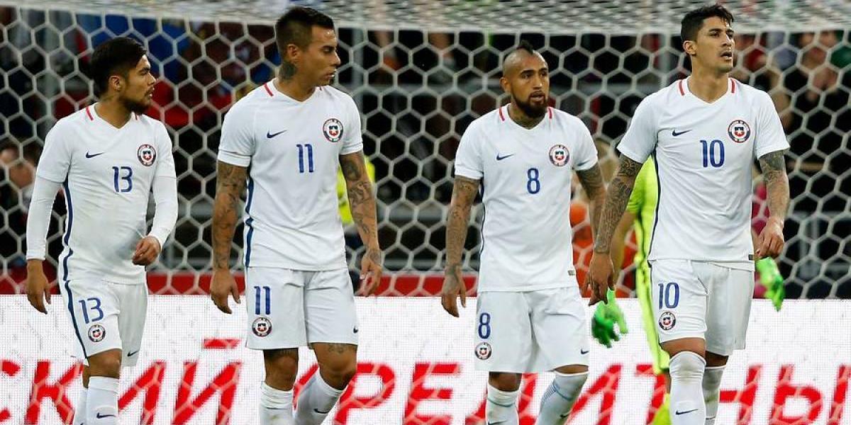 Minuto a minuto: Chile iguala con Rusia en su primer gran apretón para la Confederaciones