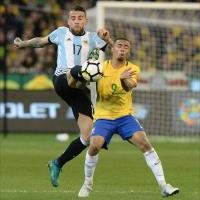 Argentina vence a Brasil en el Superclásico de Sudamérica en Australia.