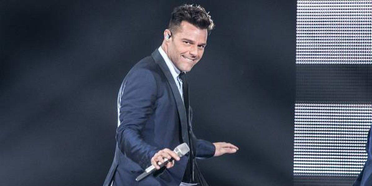 El nuevo look de Ricky Martin no fue muy bien recibido por sus fans