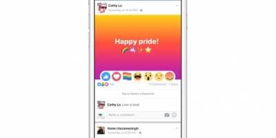 Facebook: así puedes activar la reacción de