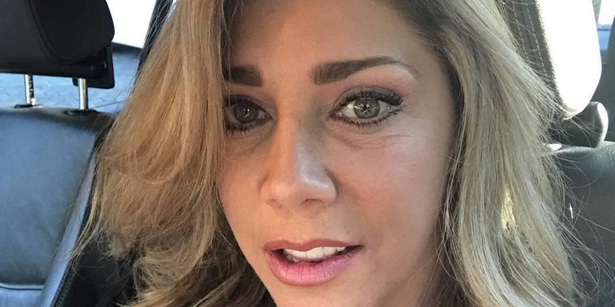 Video: Cynthia Klitbo pasó la noche en