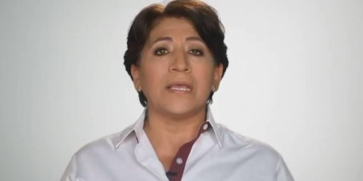 Delfina Gómez exige a INE e IEEM defender el voto de 5 millones de mexiquenses