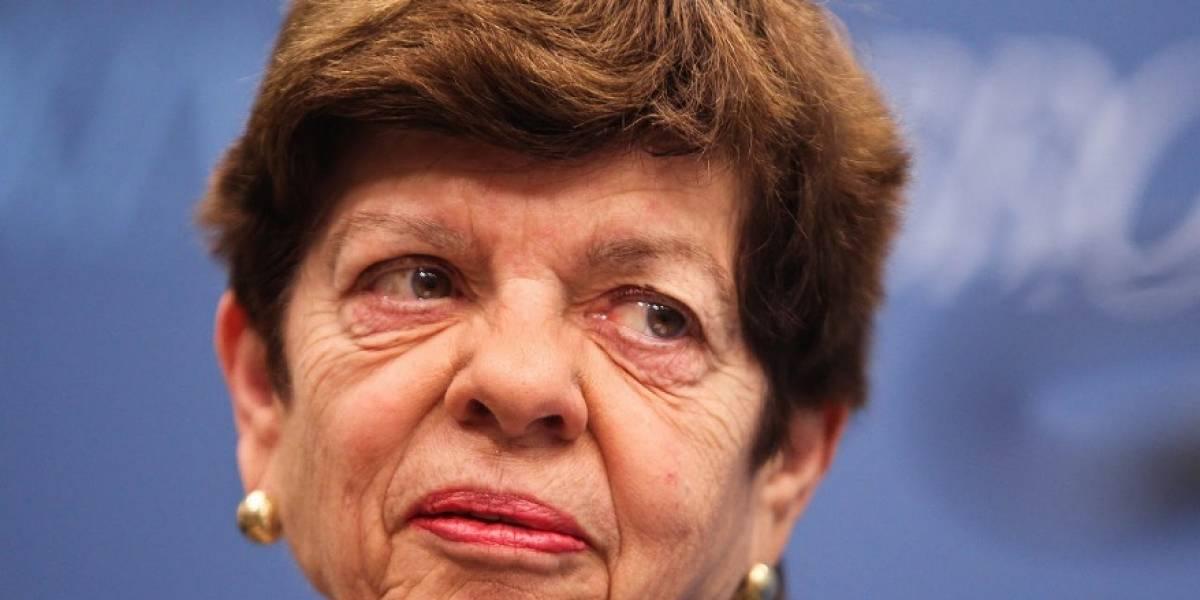 Junta de Washington: expresidenta Alice Rivlin recuerda el costo social de cuadrar la caja
