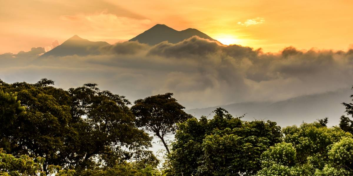 Advierten que estos antiguos volcanes de Guatemala pueden reactivarse