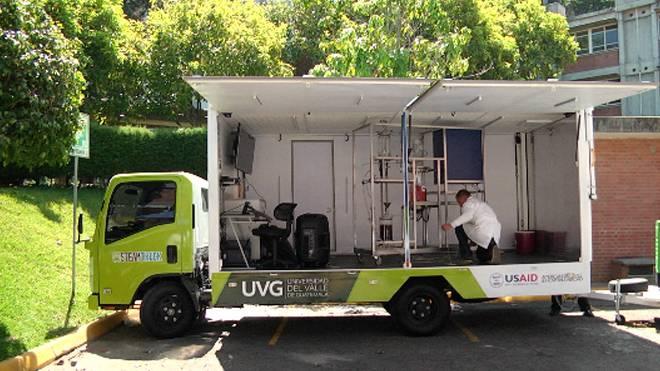 Laboratorio de biodiesel