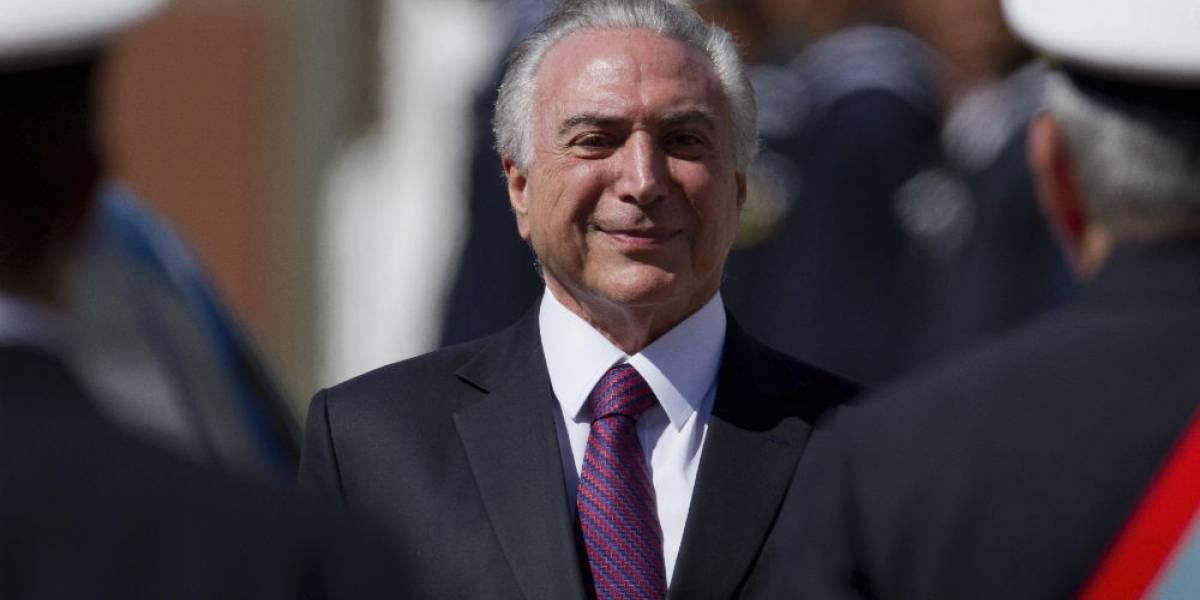 Justicia brasileña absuelve a Temer; seguirá en la Presidencia