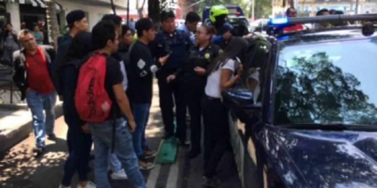 UVM sancionará a alumnos involucrados en riña, pero exige investigar a policías