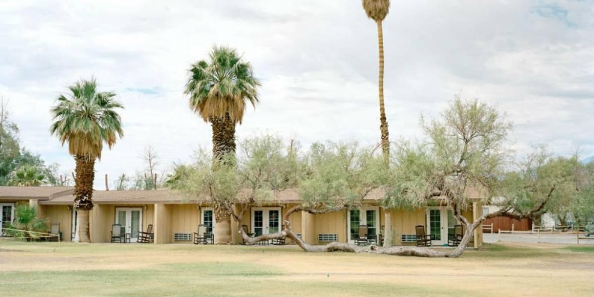FOTOS: Valle de la Muerte, así es la vida en el pueblo más caliente de la tierra